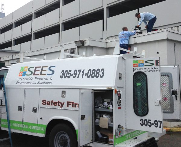 Sees Statewide Electric Amp Environmental Solutions